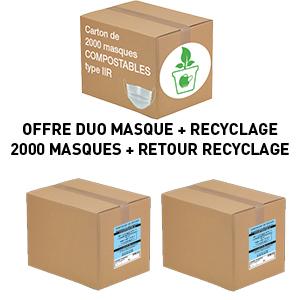Carton-de-2000-masques-chirurgicaux-compostable+-RECYCLAGE