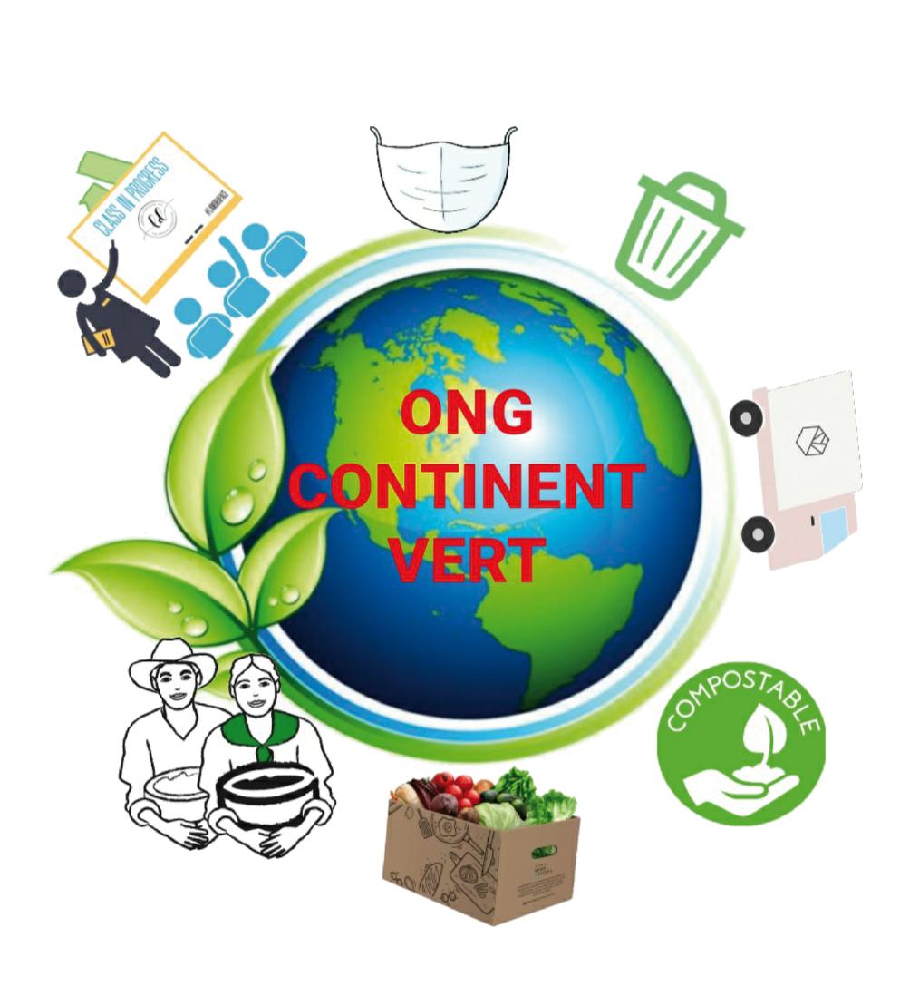 LOGO ONG CONTINENT VERT