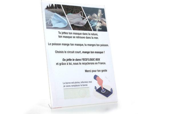affichage capteur gdos information