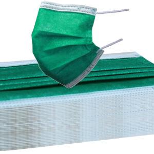 masque-vert-type II - Made in France