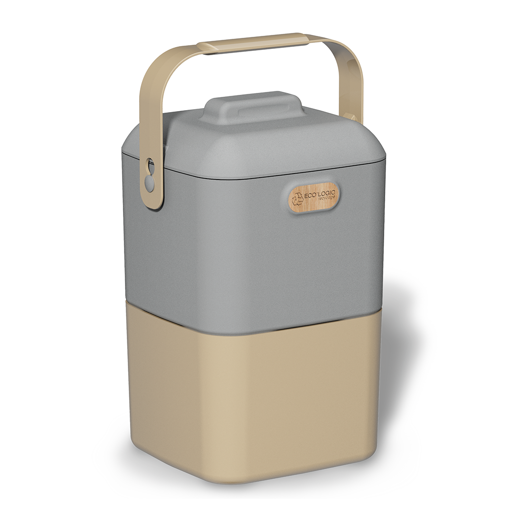Bioseau évolutif accélérateur de compost